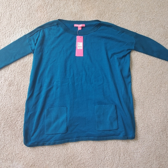 Lilly Pulitzer Sweaters - NWT Lilly Pulitzer Cobo Sweater